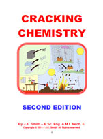 Image of Cracking Chemistry Book cover